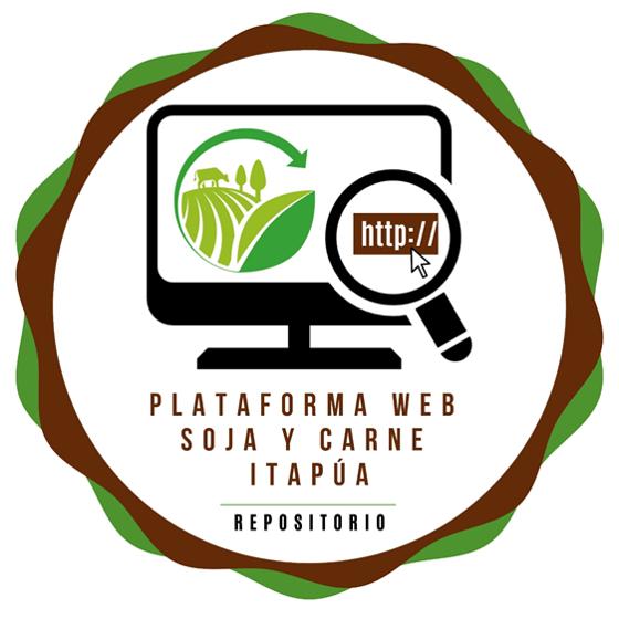 Plataforma web soja y carne