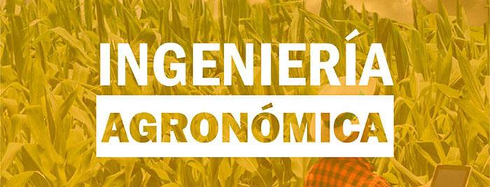 Ingeniería Agronómica
