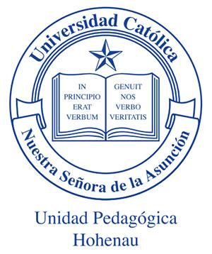 Escudo Universidad Católica Nuestra Señora de la Asunción