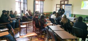 Unidad Pedagógica Hohenau clases